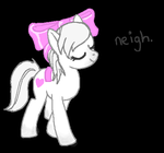 NEIGH by Why-PinkiePie