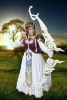 Zelda cosplay by envoysoldiercosplay