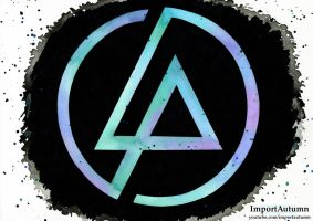InkTober Day 29 - Linkin Park Logo! by ImportAutumn