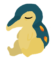 Cyndaquil (4) by Panda-Poodle