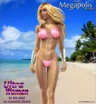 2013 Superheroine Swimsuit: Ultra Woman by ladytania