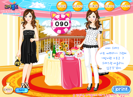 Dress Up Jury - Dressup24h.com by willbeyou