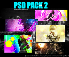 Psd's pack 2 by SoraDesign