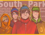 Down to South Park by duofan