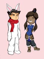 Happy Korra Easter! by CuriouslyXinlove
