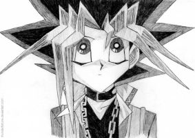 Yugi Boy by thunderfortune