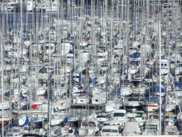 Crowded Port 328450 by StockProject1