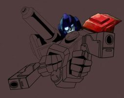 Perceptor Unfinished by Uwall