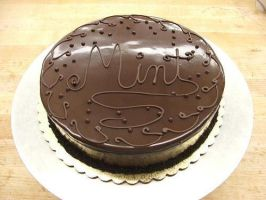 Mint Choclate Cake by MikiDeSade