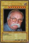 Wilford Brimley Yugioh by BeetisMan