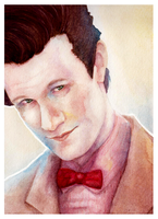 The Doctor by mockingbee