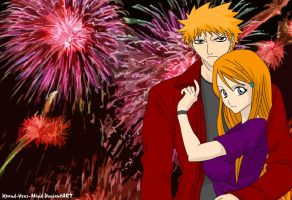 Bleach - Under Hanabi by Xpand-Your-Mind