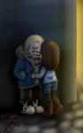 An appointment with Sans by gisselle50