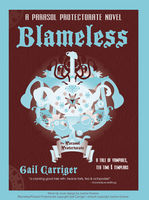 Blameless Book Cover by FairyFindings