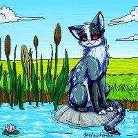 (river cat) YCH Auction CLOSED by Erleuchtete
