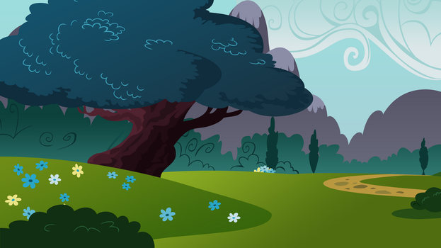 Mlp Background by ikillyou121