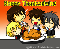 TnC: Happy Thanksgiving by KimMcCloud