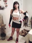 Tifa Lockheart cosplay by allanimerules1
