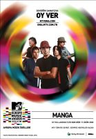 MTV ema 09 Turkey Manga I by mehmeturgut