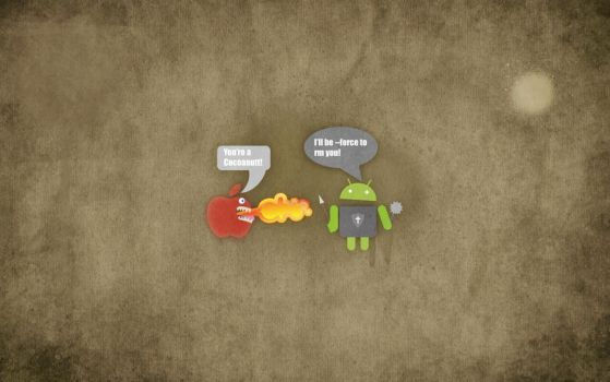 Something NEW Android by makemylandingpages