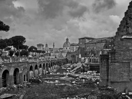 Ancient Rome by superflyninja