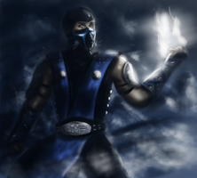 Sub-Zero MK9 by Chooone