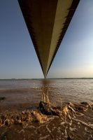 Humber Bridge 2 by CharmingPhotography