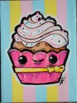 Cupcake by marywinkler