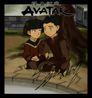 Avatar: There for You... by reggiewolfpro