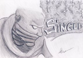 League Of Legends - Singed by Allu570