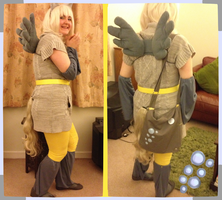 Derpy Hooves Cosplay by mintykoneko
