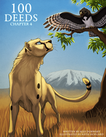 100 Deeds Chapter Four by Shadow-Wolf