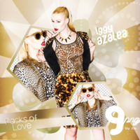 Png Pack (27) Iggy Azalea by SilaEOfficial