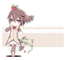 Naegineko Species #2 || 48hr Auction || CLOSED by Reo-chii