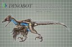 Dinobot Beast Mode by Warriorking4ever