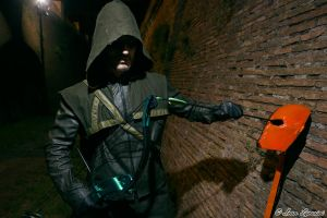 Oliver Queen - Arrow Cosplay The Return by Leon C. by LeonChiroCosplayArt