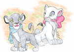 lion time! by gamergrl