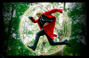 Edward Elric - World Order by LiquidNytrogen