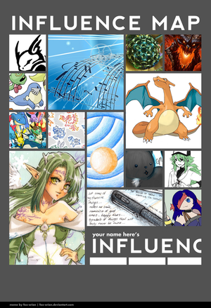 Rolytic's Influence Map