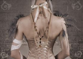 Corsets by catastrophoia