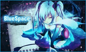 Blue Space by XvideokidX