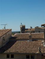 View.1 Beaucaire. France by jennystokes