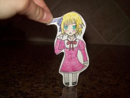 Paper Child Liechtenstein by GeistGirl