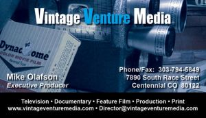 Vintage Venture Media - bc by kwant