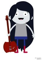 ADC 007: Marceline by striffle