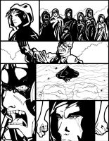 DP Infinity Page 1 by misterzubair