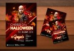 Halloween Flyer by kejdi