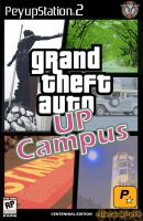 Grand Theft Auto: UP Campus by TheALVINtaker