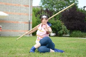 Tenten cosplay from Naruto by StudioFeniceImport
