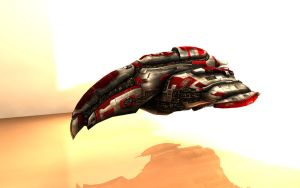 Tec2 Battelcruiser from 2007 by VanKaiser
